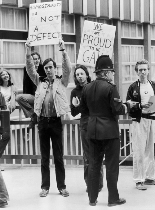 Lucha por los derechos de la comunidad LGBT+