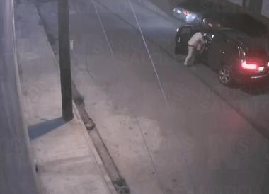 En Saltillo un hombre golpeó a su esposa y lo grabaron