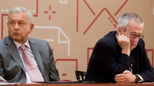 Urzúa renunció porPan de desarrollo