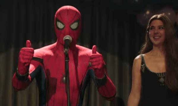 El amigable vecino Spider Man