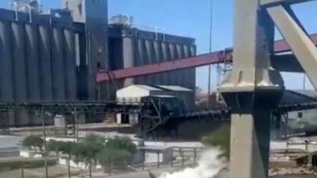 Derrame de 3 mil litros de ácido sulfúrico al mar de Cortés