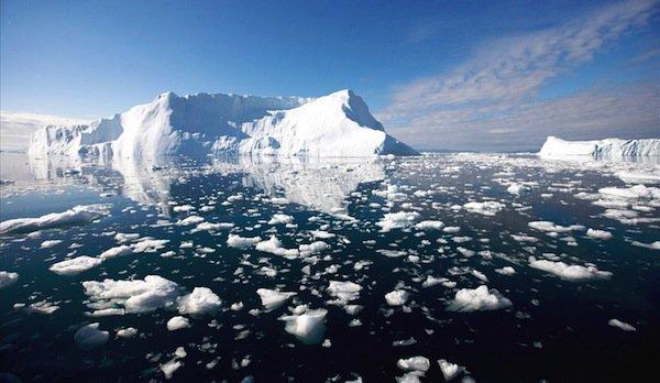 Científicos reportan más deshielo en Antártida que en Ártico