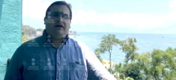 Video de Duarte antes de su detención