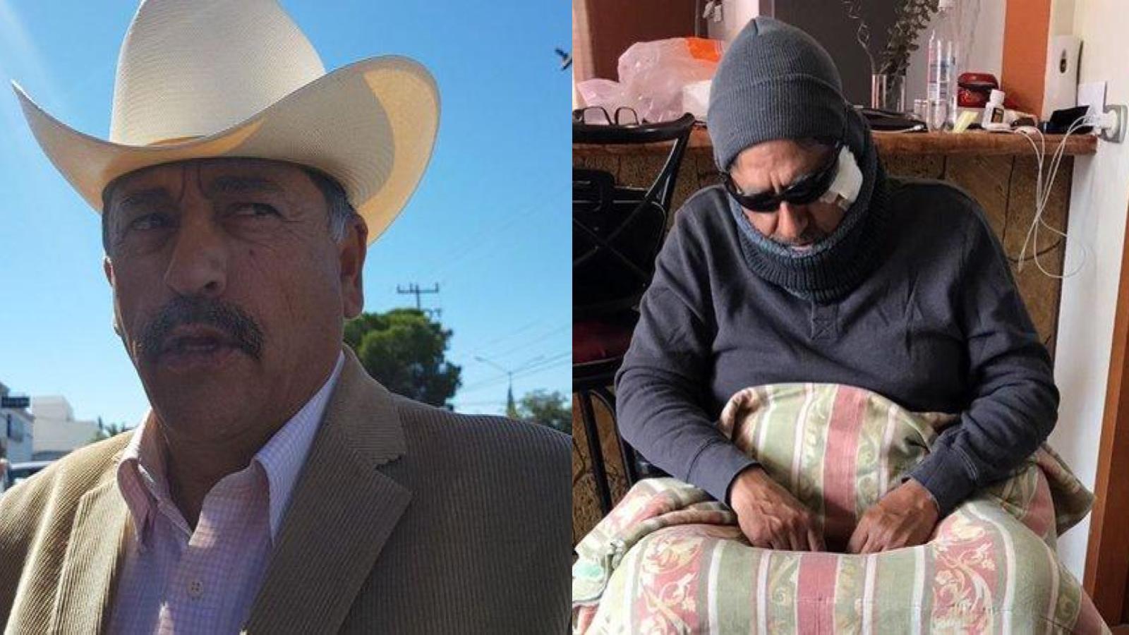 Alcalde Chihuahua disfrazado discapacitado lección empleados