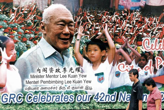Esto fue lo que hizo Singapur contra la corrupción