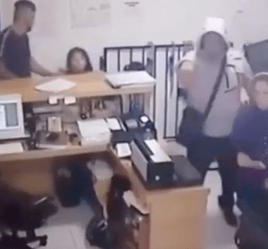 Hombres cometen asalto en escuela de Iztapalapa