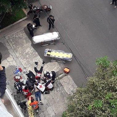 Un exmilitar asesinó a un asaltante en Polanco