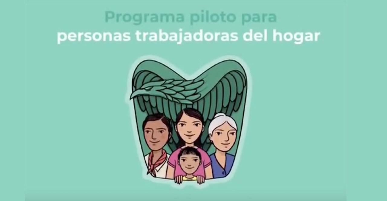 Proceso para registrar en IMSS a las trabajadoras del hogar