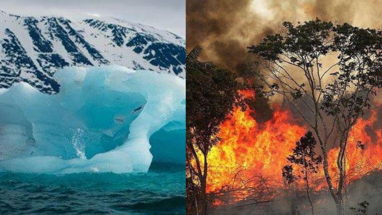 Estamos viviendo la catástrofe del cambio climático