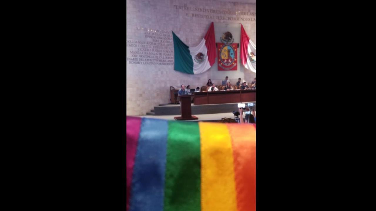Oaxaca aprueba matrimonio igualitario