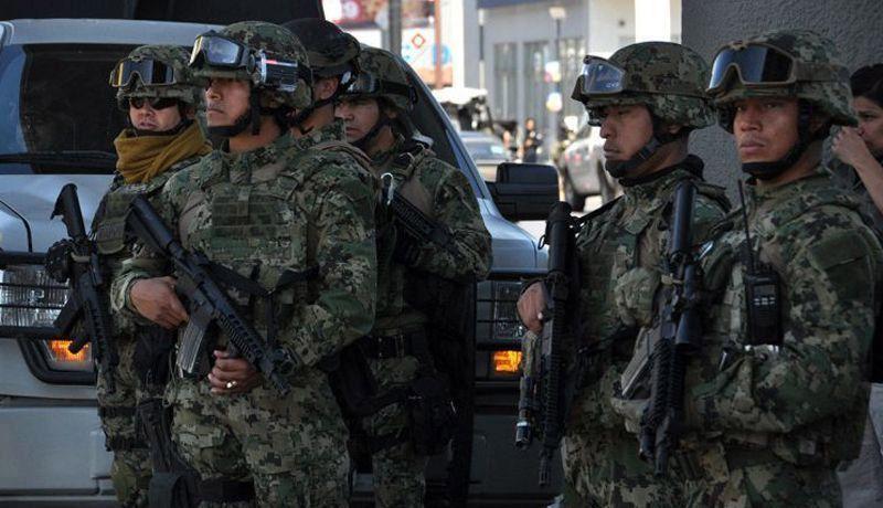 CNDH: Militares mataron a seis civiles en Cerro El Ocotillo