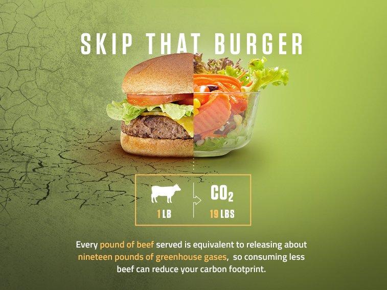 Universidad inglesa prohibe consumo de carne