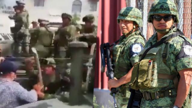 Què implica que la Guardia Nacional actúe en legítima defensa