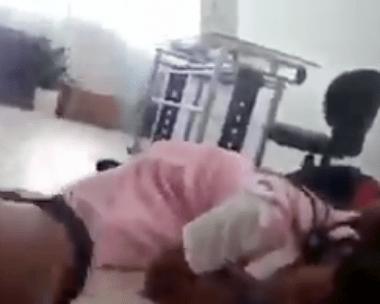 Balacera en una secundaria de Chiapas desata terror
