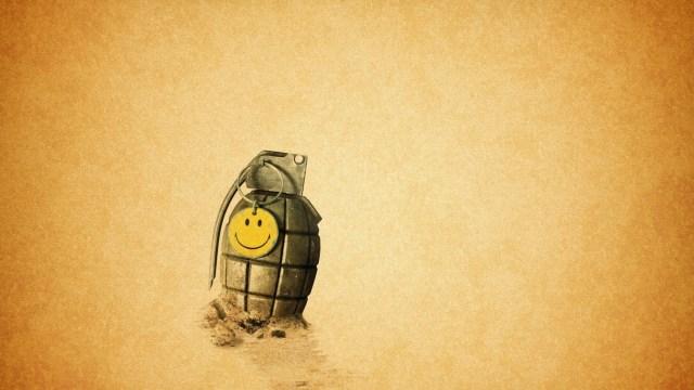 Niño lleva granada a su kinder en Suecia