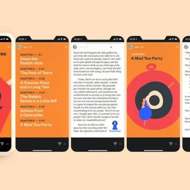 Biblioteca de Nueva York permite leer novelas en Instagram