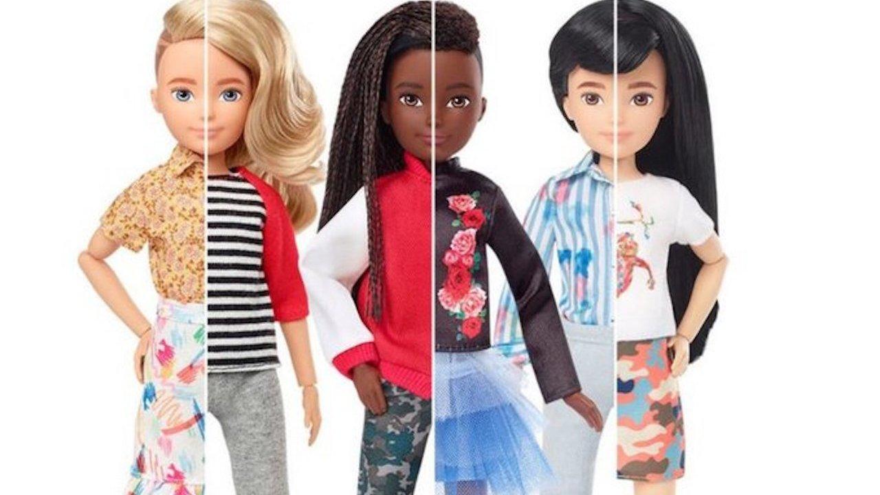 Por qué es importante que haya juguetes de género neutro