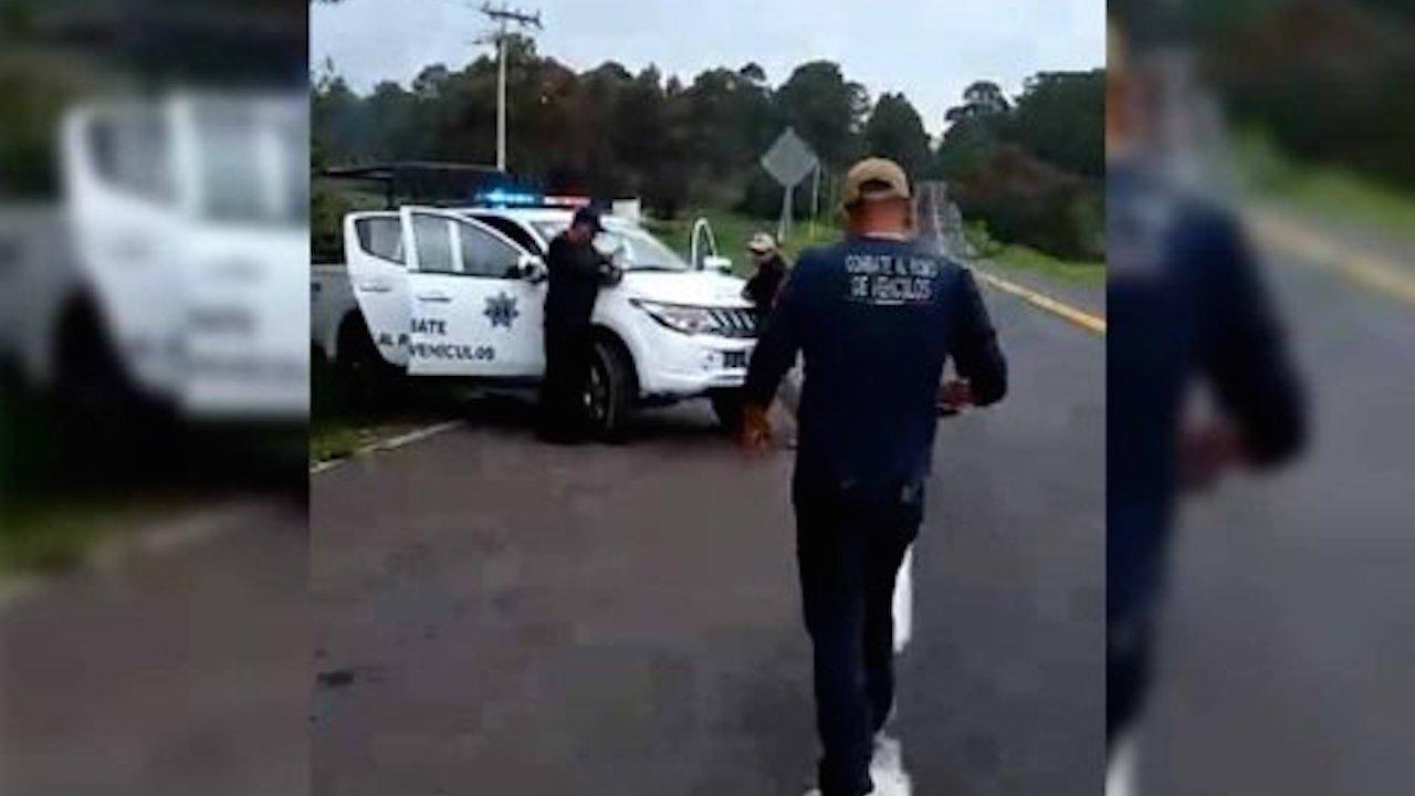 Denuncian retenes policiacos y extorsiones en Edomex