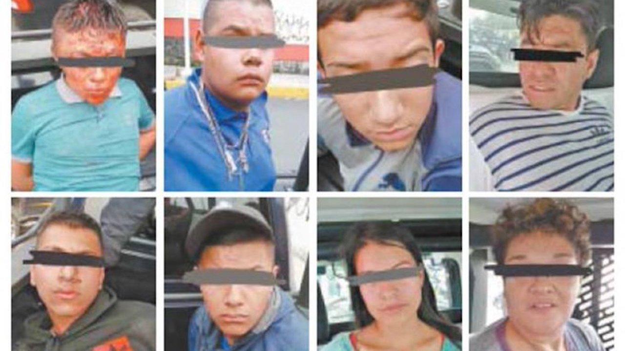 Detuvieron a una banda de secuestradores de choferes de Uber