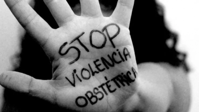 La scjn considera violencia obstetrica como violencia de genero