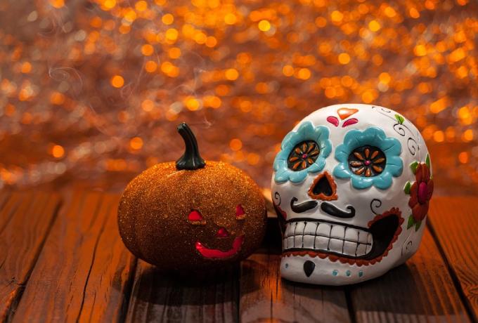 30/10/19, Guanajuato, Marcha, Anti, Halloween