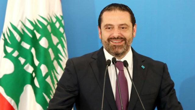 29/10/19, Líbano, Saad Hariri, Primer Ministro, Renuncia