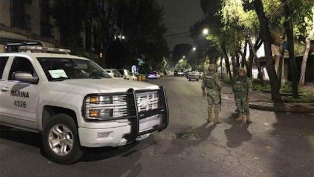 Policías y Marinos detienen a 30 presuntos integrantes de la Union Tepito