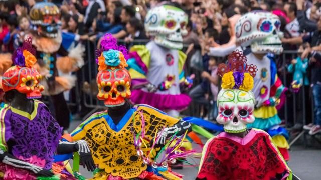 Horarios y ruta del Desfile de Día de Muertos 2019 en CDMX