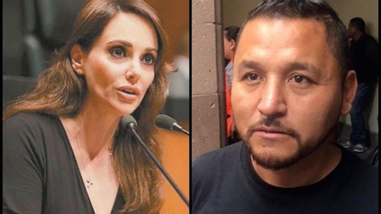 Lilly Téllez y El Mijis pelean por la defensa de los derechos de las mujeres