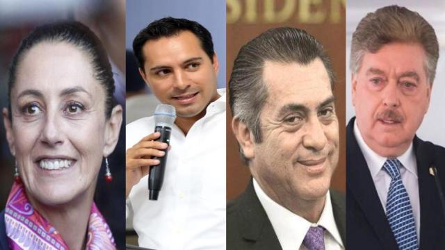 Mitofsky: gobernadores de México tienen aprobación alta