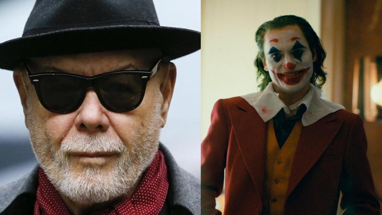 Gary Glitter, encarcelado por pedofilia podría ganar dinero por canción suya usada en Joker.