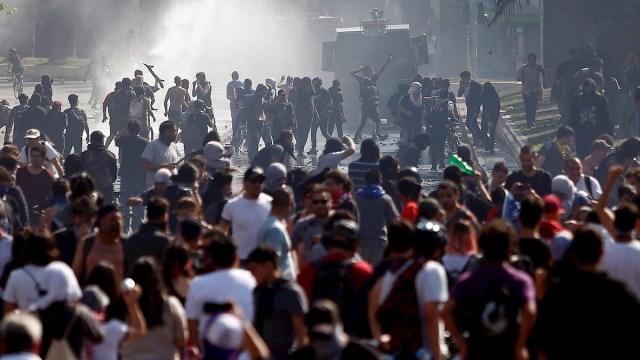 ¿Por qué ciertas partes del mundo están protestando?