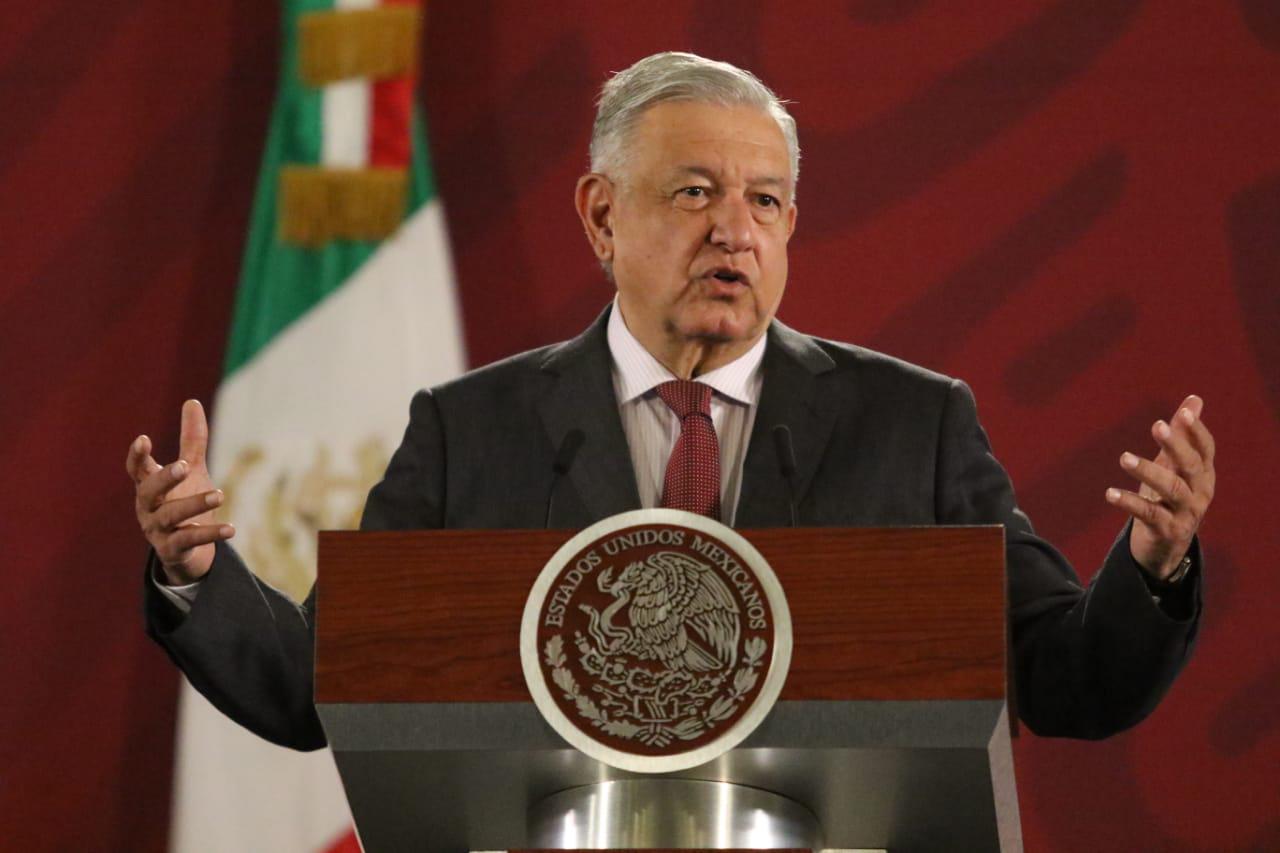 1/12/2019Se cumple un año de gobierno de Andrés Manuel López Obrador