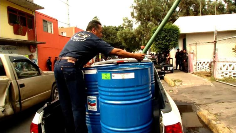 Agua, CDMX, UNAM, Valle México, Pipas de Agua en la CDMX