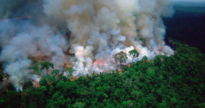 06/11/19, Amazonas, NASA, Actividades Humanas, Secando