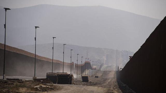 04/11/19, Donald Trump, Traficantes, Muro, México