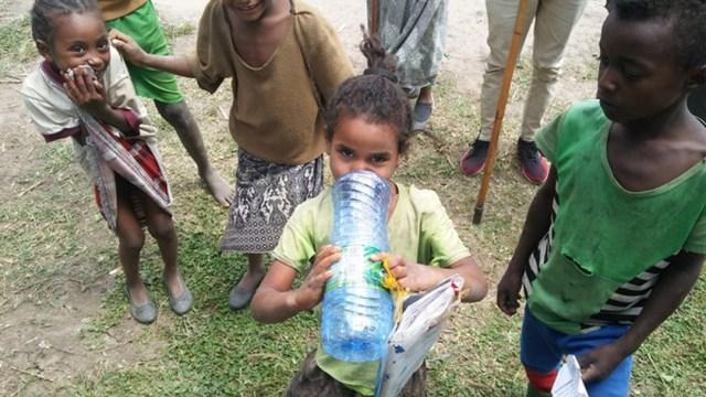 Etiopía, Tecnología, Purificar, Agua