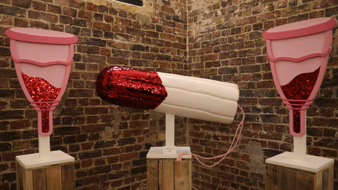17/11/19, Museo, Vagina, Londres, Tabú