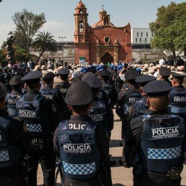 06/11/19, Policias, CDMX, Reprobados, Delincuencia