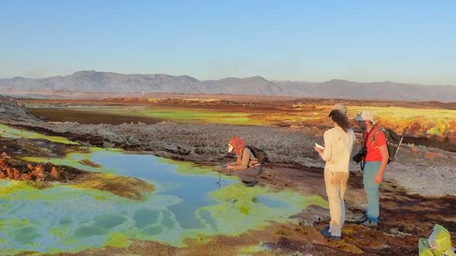04/11/19, Vida, Tierra, Etiopía, Danakil