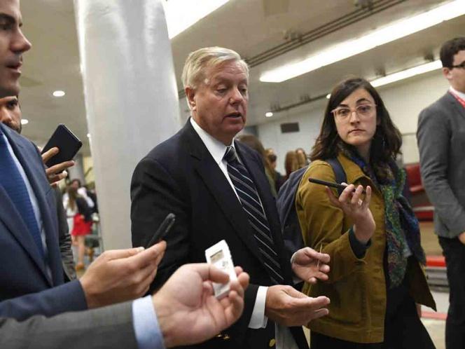 Senador de EU: prefiero visitar Siria que México