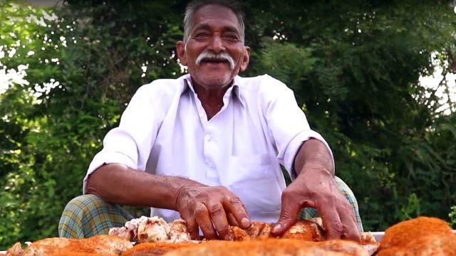 Muere el abuelo youtuber que cocinaba para huérfanos
