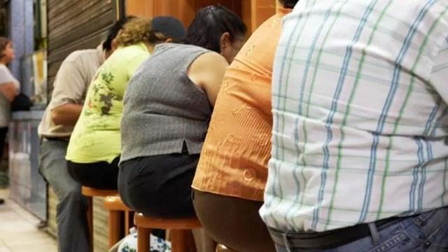 OPS: México es el país con mayor número de adultos obesos
