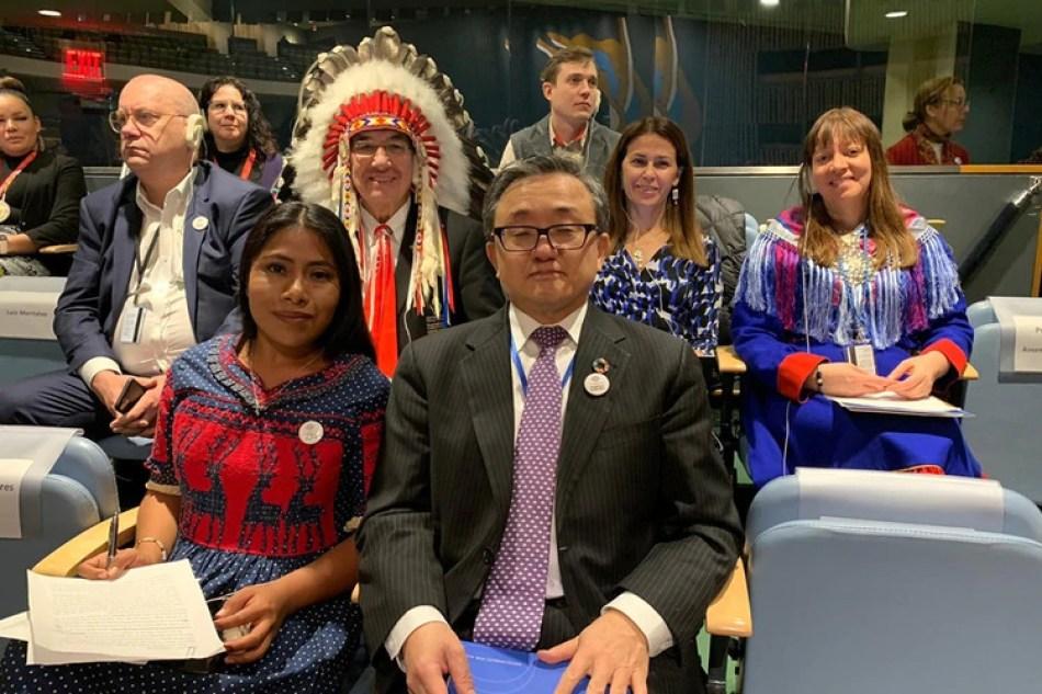 Yalitza Aparicio Urgio La Preservación De Lenguas Indigenas En La ONU