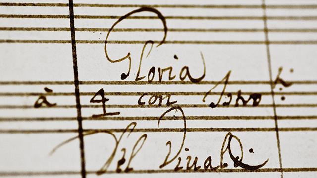 Antonio Vivaldi Monje Rojo Obras