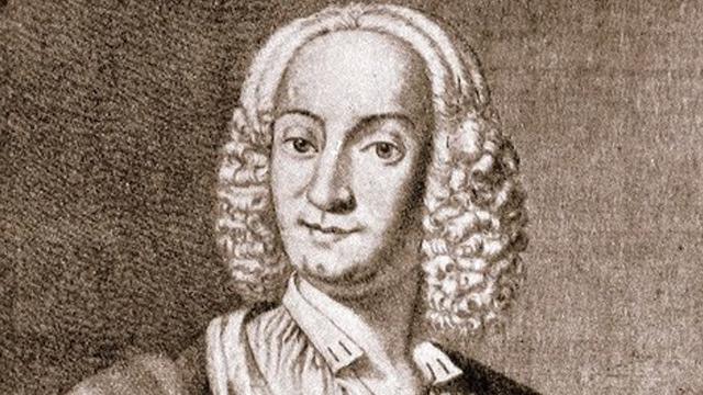 Antonio Vivaldi Monje Rojo