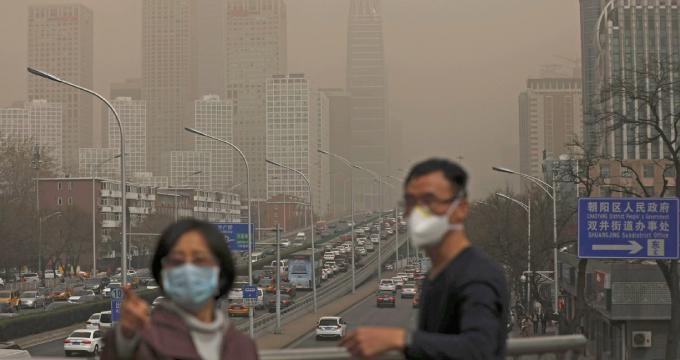 Personas afectadas de la salud por culpa del cambio climatico OMS