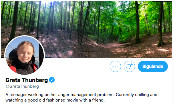 Greta Thunberg Se Burla En Twitter De Trump Bolsonaro Putin Y Otros Lideres Mundiales