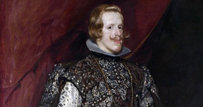 Felipe IV un ejemplo del prognatismo por incesto