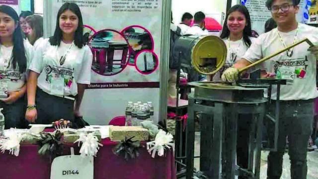 Estudiantes Del IPN Crean Tabicón De Unicel Que Reduce El Impacto Sísmico